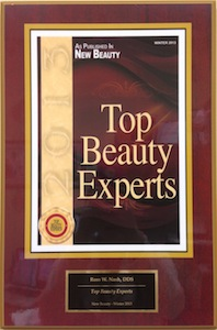 Top Beauty Experts Award